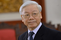President of Vietnam appears in state...