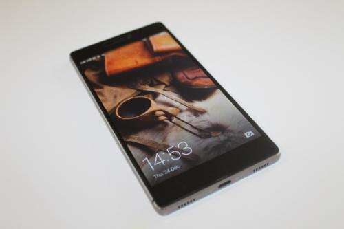 Huawei P8 nach der Reparatur