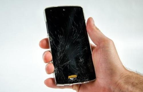 Motorola Display kaputt
