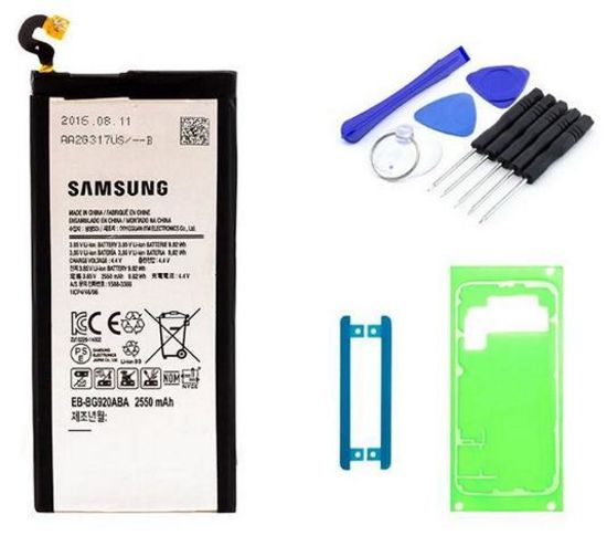 Samsung Galaxy S6 Akku Reparaturanleitung: Das benötigst du für deine Samsung Galaxy S6 Akku Reparatur