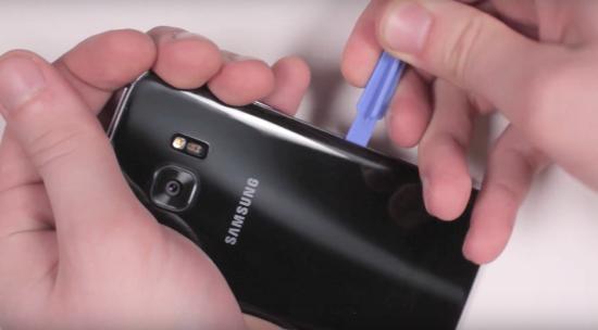 öffnen Samsung S7