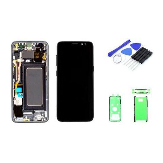 Samsung Galaxy S8 Display Wechseln Reparaturanleitung Kaputt De