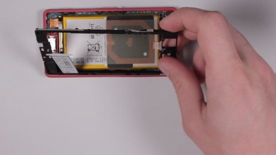 Akkutausch Sony Xperia Z3 Compact Reparatur Akku