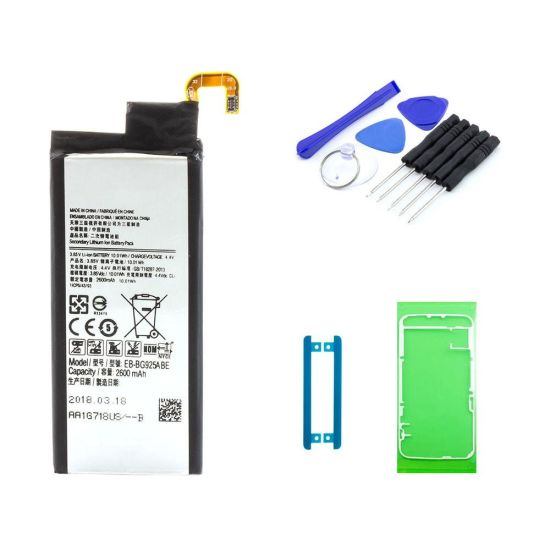Samsung Galaxy S6 edge Akku Reparaturanleitung: Werkzeug