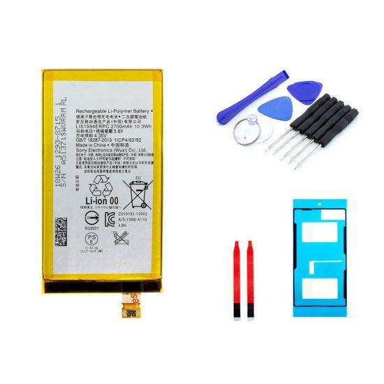 Sony Xperia Z5 Compact Akku Reparaturanleitung: Reparaturvorbereitung