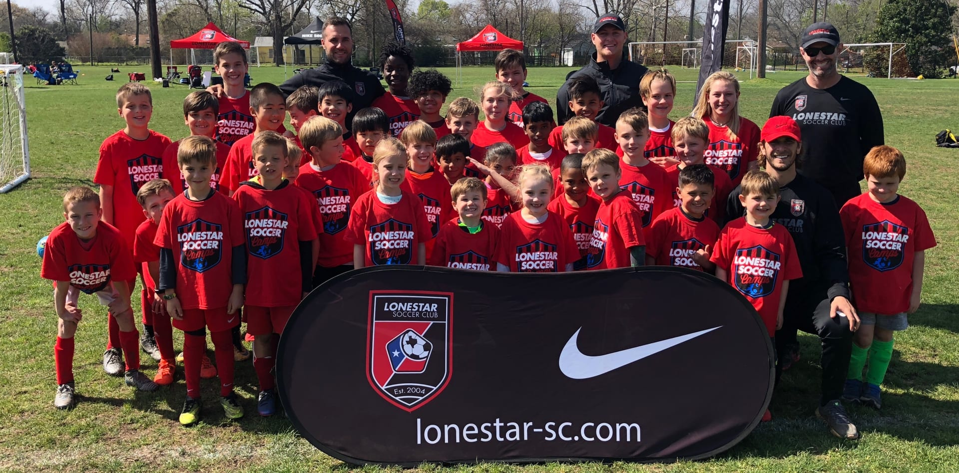 2018 Summer Soccer Camps