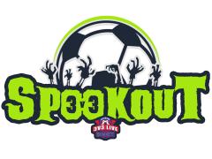 3v3 Live Spookout logo