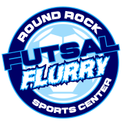 Round Rock Futsal Flurry logo