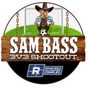 Sam Bass 3v3 Shootout logo
