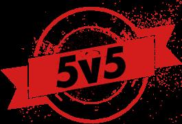 Winter 5v5 League logo
