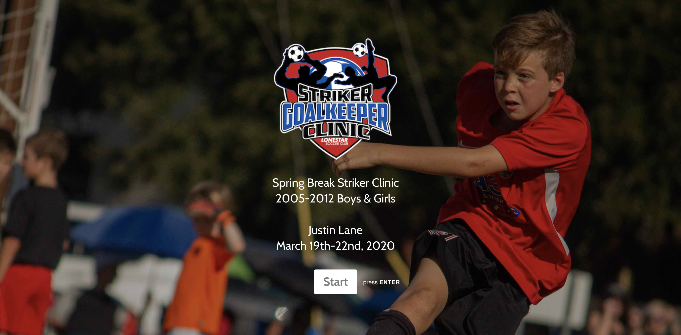 Spring Striker Clinic logo