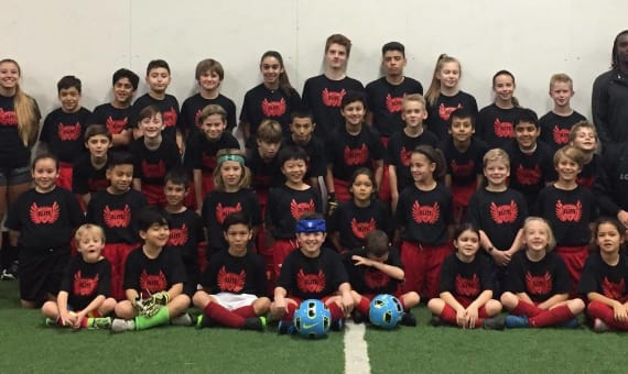 Winter Soccer Camp & Clinic