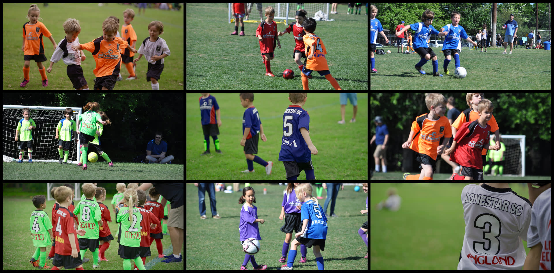 Lonestar Soccer Club of Austin, Texas