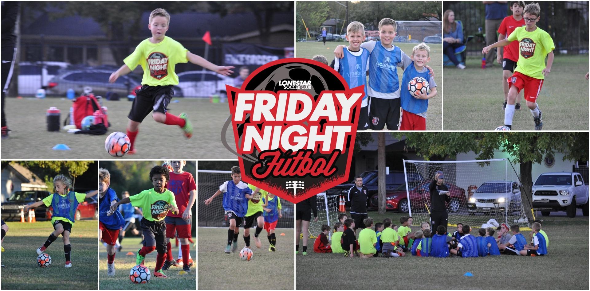Friday Night Futbol