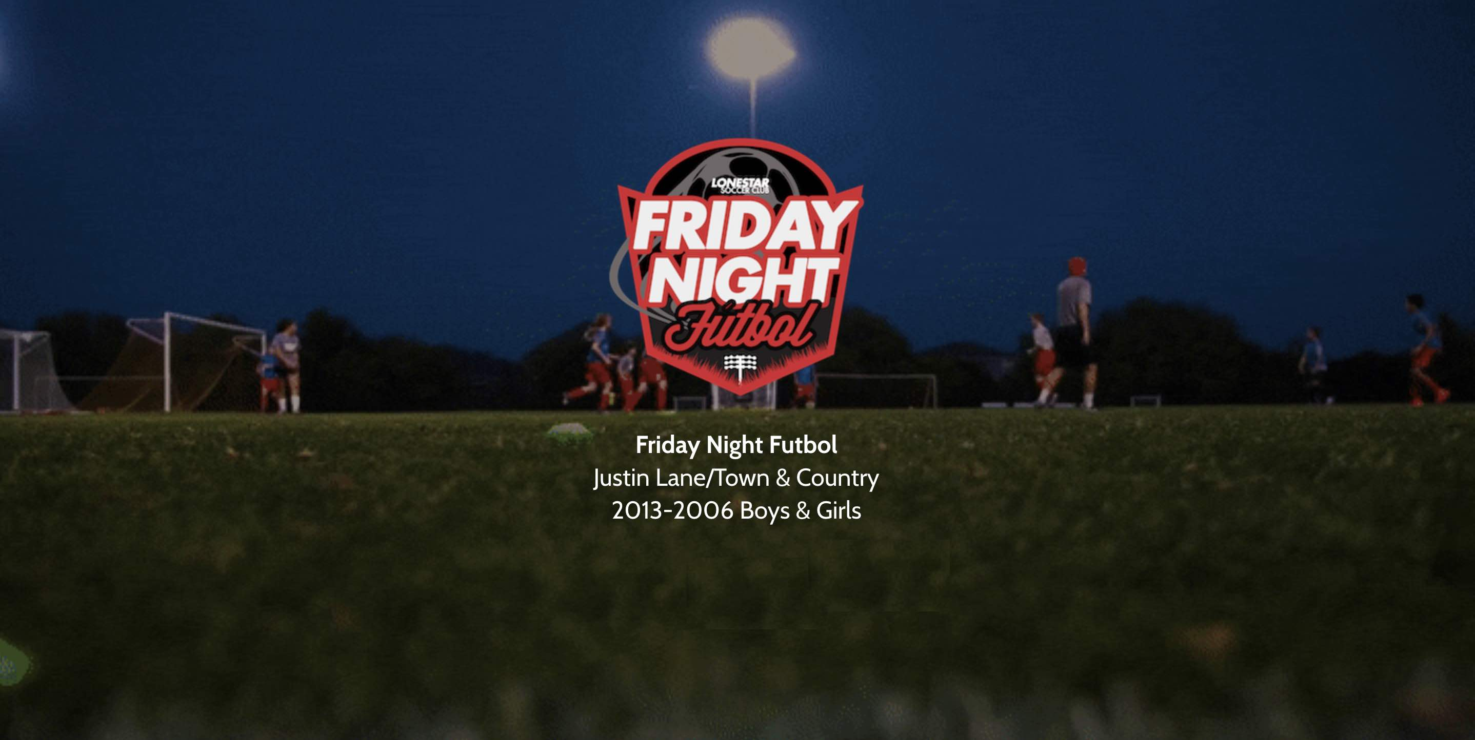 Friday Night Futbol logo