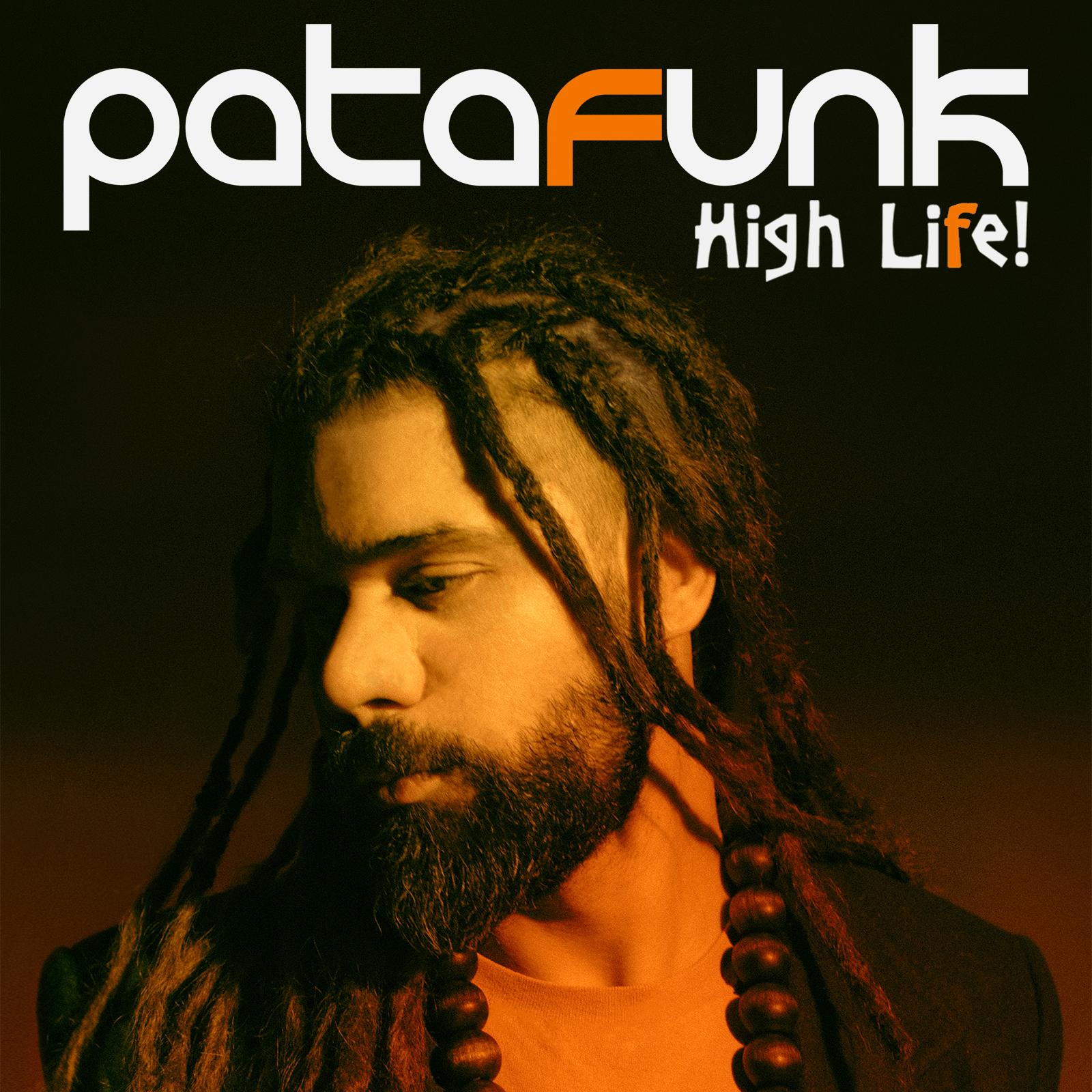 Patafunk - High Life! Artwork