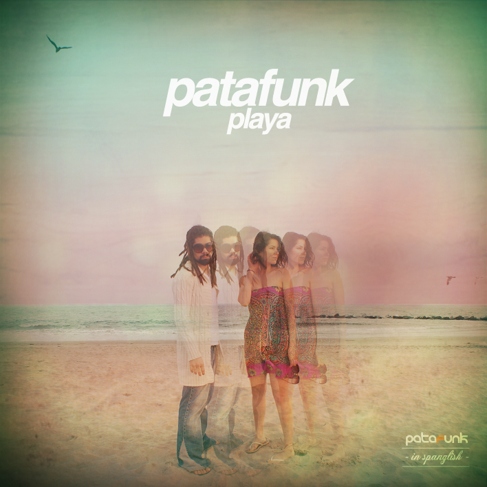 Patafunk - Playa Artwork