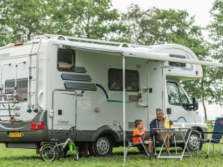 Wonderful family camper!