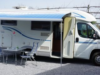 2 ps Camper for ultimate freedom