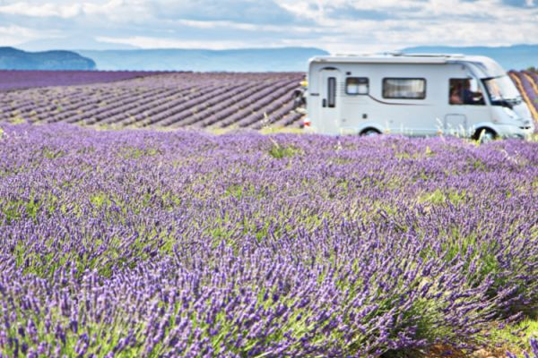 Wild Camping in France for Motorhomes
