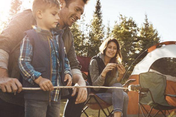 I migliori campeggi per bambini