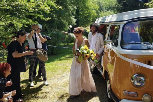Oggi mi sposo...in camper!