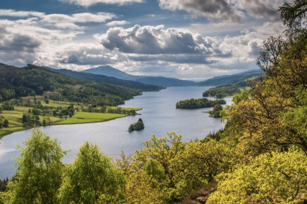 Top 10 Things to Do in Perthshire