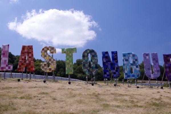 Glastonbury Campervan Camping Options