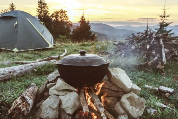 The Do's and Don'ts of Open Fire Cooking