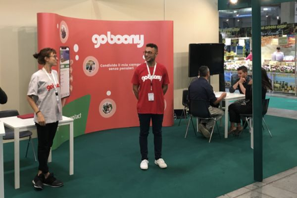 Goboony al Salone del Camper 2018