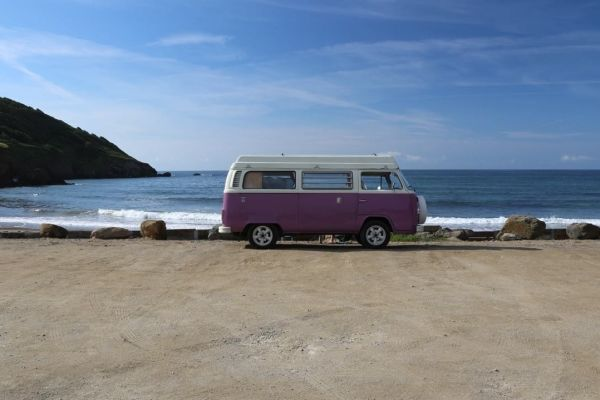 Top 5 camperplaatsen in Engeland