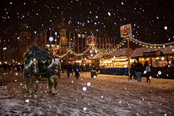 Top 5 Christmas Markets in Germany