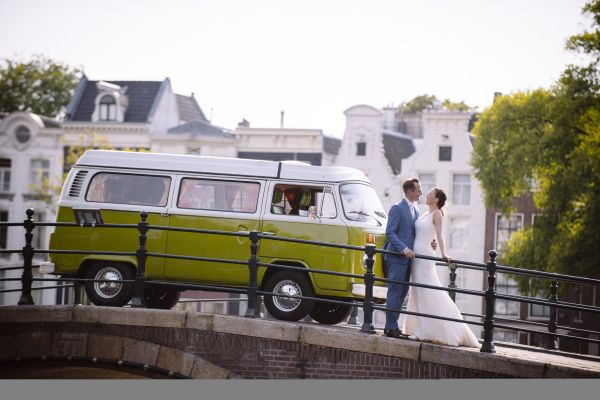 Honeymoon in a Campervan