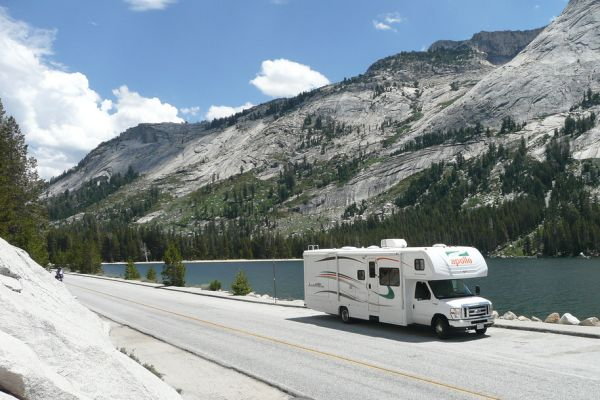 Tips for Driving a Motorhome