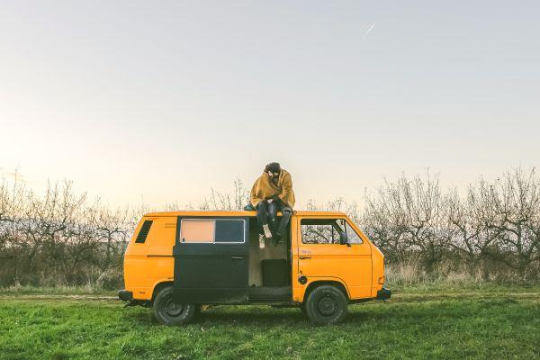 4 destinazioni romantiche da raggiungere in camper