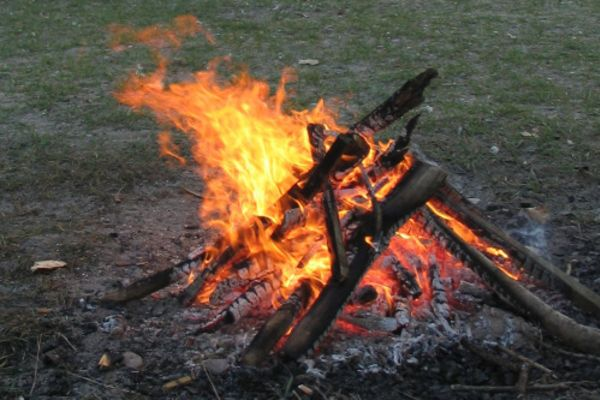 Building the Perfect Campfire