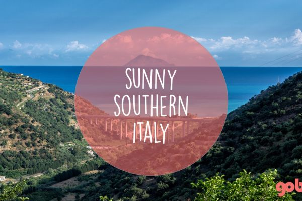 Seek out the sun on your motorhome holiday in Southern Italy