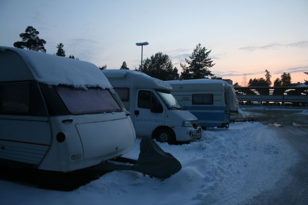 Our tips for motorhome holidays in the winter
