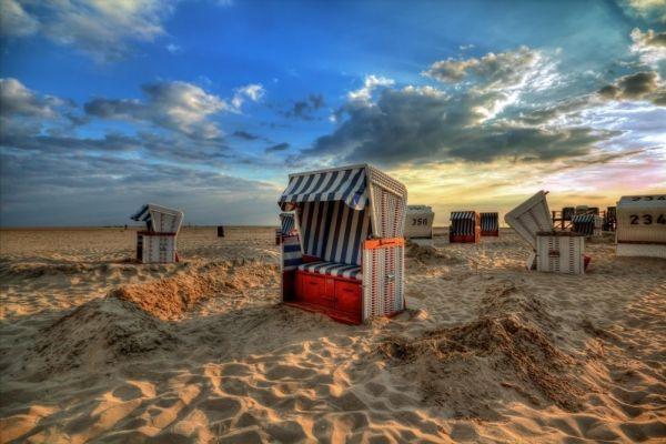 Campingurlaub – Nordsee oder Ostsee?