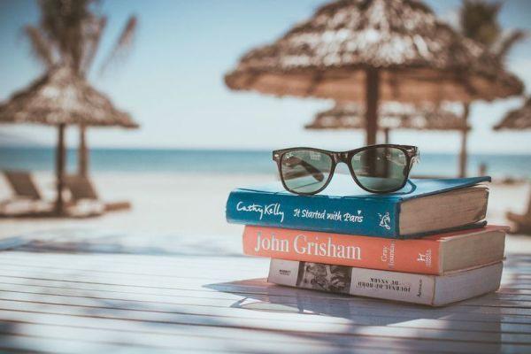 5 libri fantastici da portare in viaggio on the road