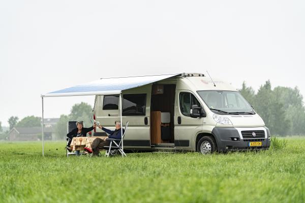 Je camper verzekeren met een verhuurmodule
