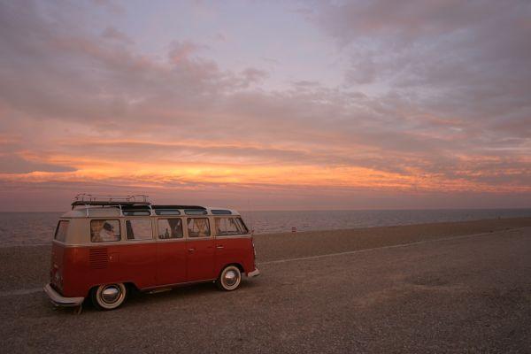 Met deze 21 Volkswagenbusjes val je extra op tijdens je roadtrip!