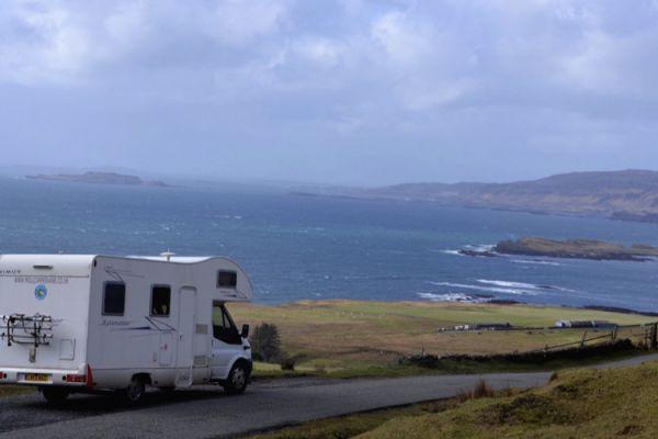Con il camper in Scozia: 8 destinazioni imperdibili