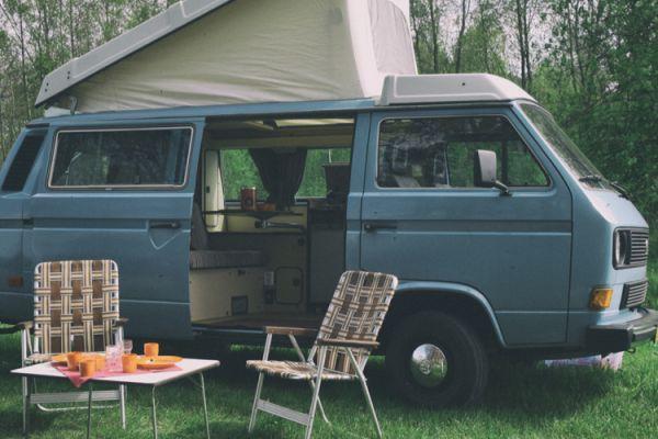 In giro per l'Olanda in camper