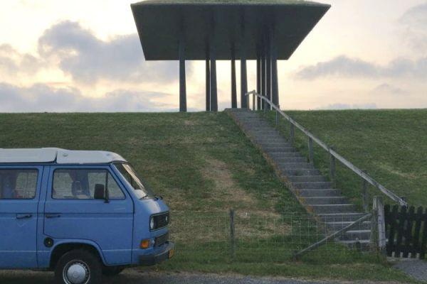 Op vakantie met de camper in Friesland