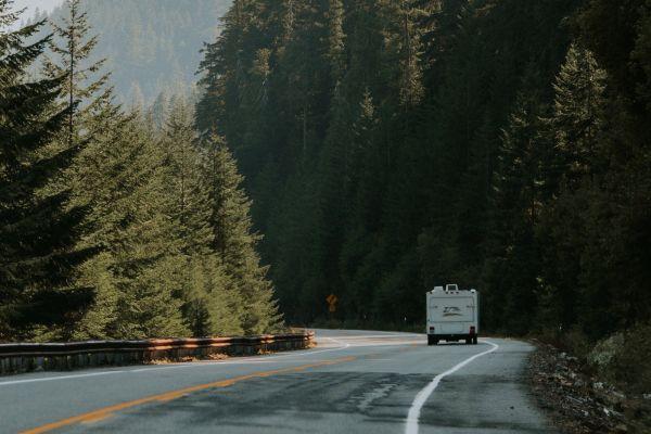 La scelta dell'area sosta camper ad Aosta e le cose da non perdere