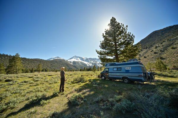 Scoprire l'Abruzzo in camper: in viaggio con l'acqua
