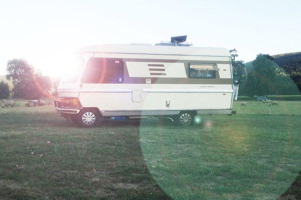 Free Motorhome Camping in Ireland