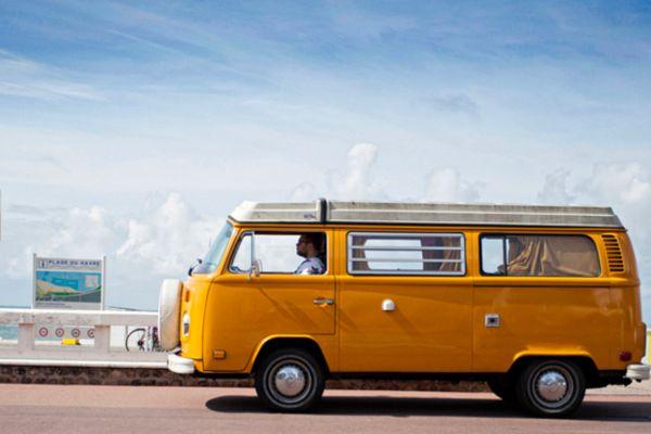 Viaggiare soli in Camper: 5 benefici collaterali