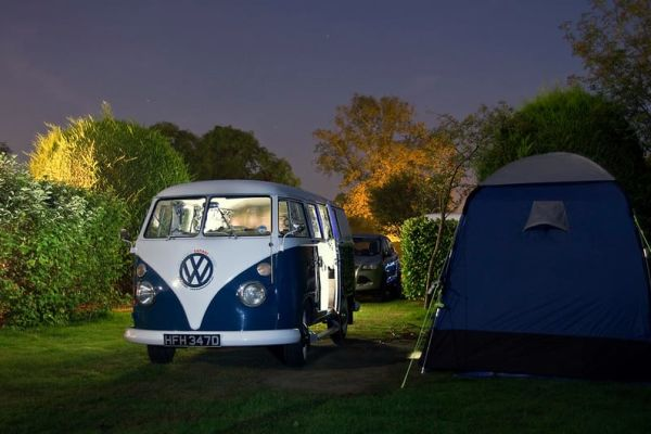 Kleine campings in Frankrijk